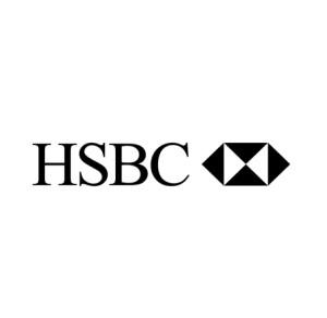 Multi-National Bank client logo - HSBC