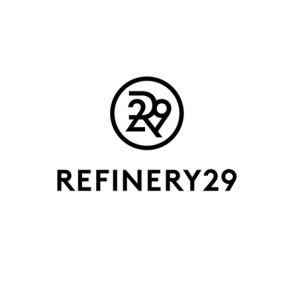 Content creation services client logo - Refinery29