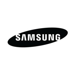 Digital content client logo - Samsung