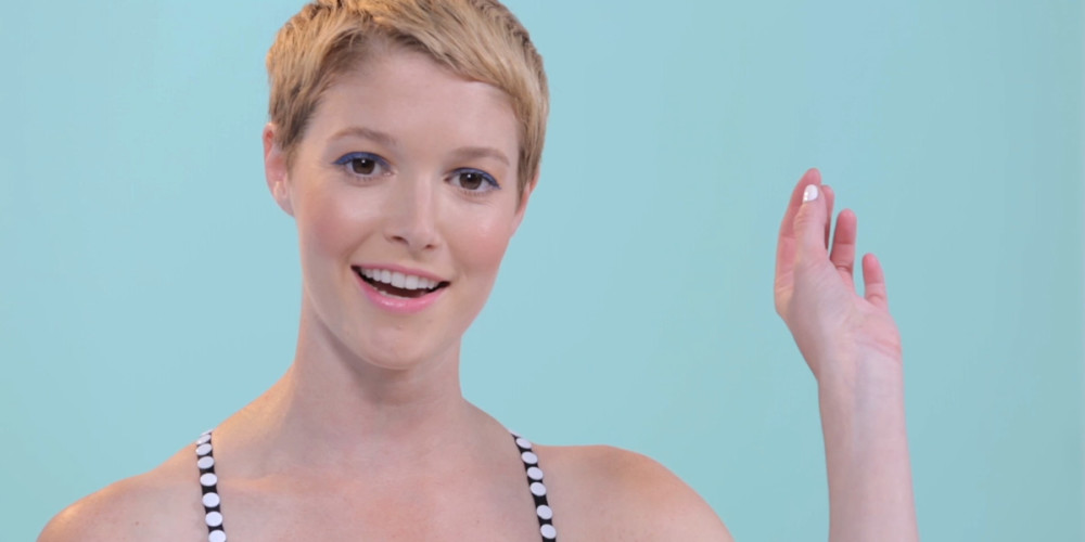 Video series example produced for Refinery 29 and Maybelline